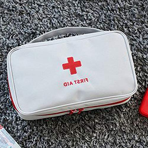 Il kit medico esterno per auto per uso domestico per la borsa della medicina deve essere un kit di pronto soccorso borsa per l'archiviazione medica portatile da viaggio per la borsa per trasporto.