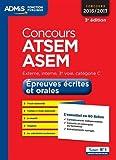 Concours ATSEM/ASEM : Epreuves écrites et orales