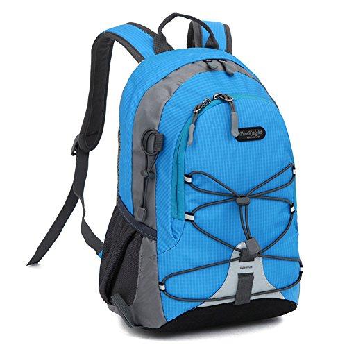 Samber Kids Zaino Scuola Borsa Bambini Bookbag Blue12