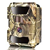 WingHome Wildlife Trail Camera with Infrared Night Vision Up to 65ft 1080P 12MP