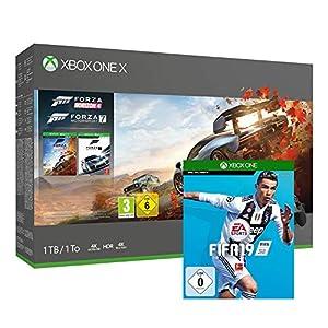 Xbox One X Forza Horizon 4 & Forza Motorsport 7 Bundle + FIFA 19 – Standard Edition – [Xbox One]