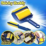 #8: Tuzech Reusable Sticky Buddy (removes Unwanted Pet Hair / Dirt From Furniture/Cloth)