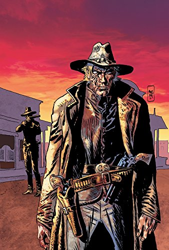 Jonah Hex Bury Me In Hell TP (All Star Western)