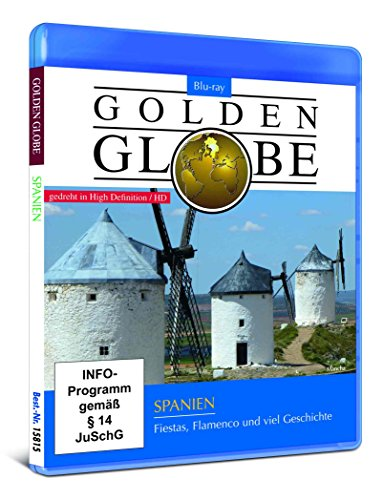 Spanien - Golden Globe [Blu-ray]