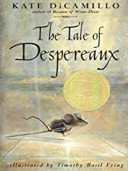 The Tale of Despereaux: Being the Story of a Mouse, a Princess, Some Soup, and a Spool of Thread (Thorndike Press Large Print Literacy Bridge Series) by Kate DiCamillo (2004-06-12)