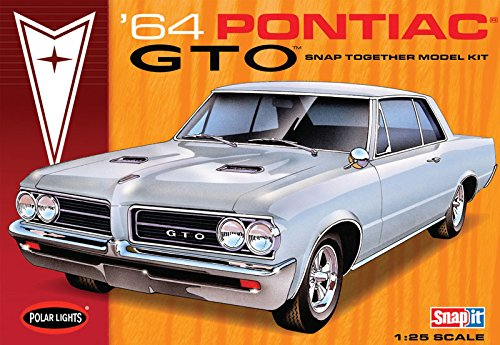 polar-lights-escala-1-25-1964-pontiac-gto-hardtop-snap-kit