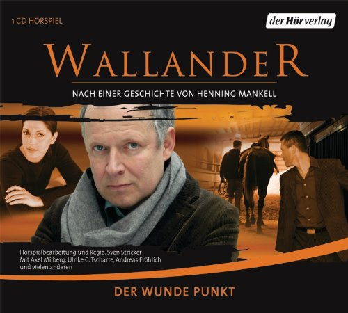 Buchseite und Rezensionen zu 'Der wunde Punkt' von Henning Mankell