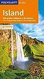 POLYGLOTT on tour Reiseführer Island: Mit großer Faltkarte und 80 Stickern