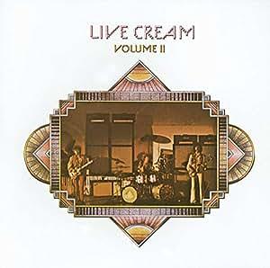 Live Cream Volume II