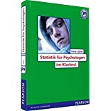 Statistik für Psychologen im Klartext (Pearson Studium - Psychologie)