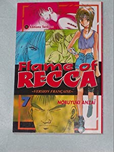 Flame of Recca Edition simple Tome 7