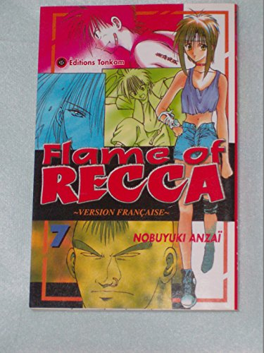 Flame of Recca, tome 7