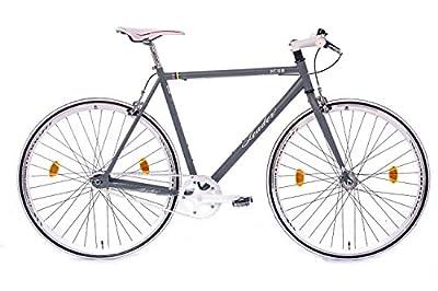 tretwerk DIREKT gute Räder FF1 28 Zoll Singlespeed/Fixie, Herren-Fahrrad 1 Gang, L