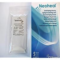 Gewebe- und-Hydrogel Wunde, x1pcs 2Set 4pcs 5Stück steril Box für Burns ulcers, schwer, Wunden, Schmerzen, entlastet... preisvergleich bei billige-tabletten.eu