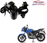 #7: Auto Pearl - Premium Quality Motor Bike Usb Mobile Charger For - Bajaj Pulsar 180