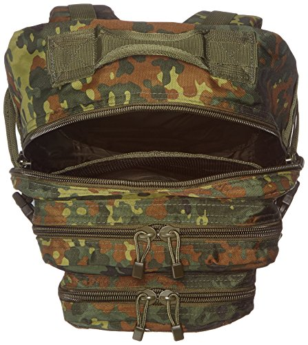 US Assault Pack Backpack flecktarn