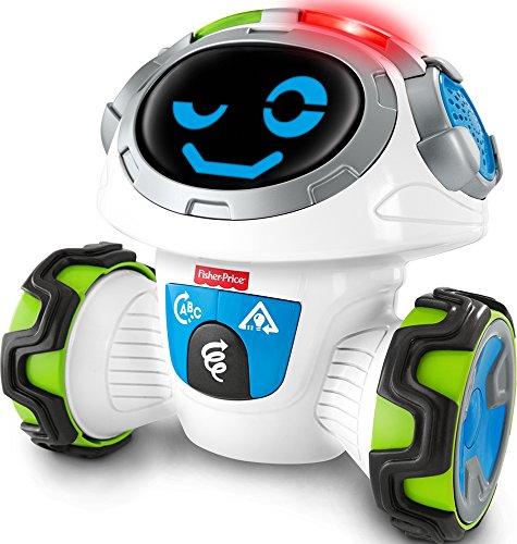 Mattel Fisher Price Lern-Roboter Movi
