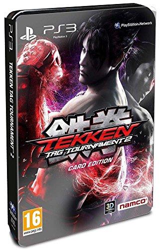 Tekken Card Edition (Tekken Tag 2 + Boite Métal + Booster 5 Cartes) [Importación Francesa]