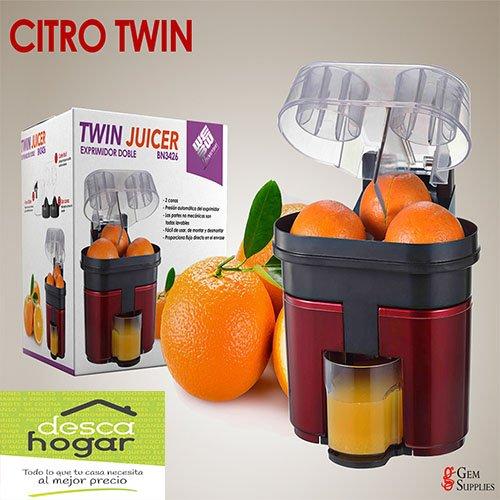 XSQUO Citro Twin Exprimidor Citro Twin