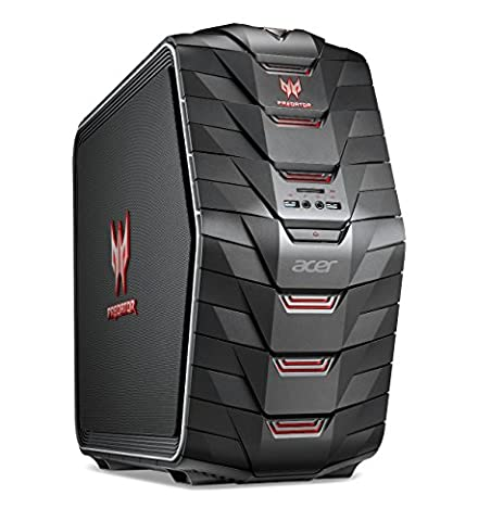 Geforce Titan X - Acer Predator G3-710 Unité centrale Gamer Noir