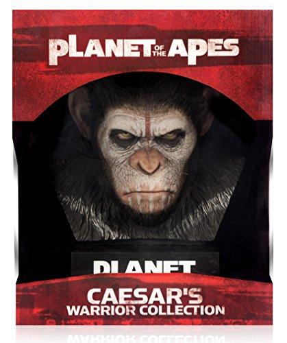 Planet der Affen: Caesar\'s Warrior Collection 2D + 3D (exklusiv bei Amazon.de) [Blu-ray] [Limited Edition]