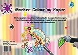 Feutre coloriage papier