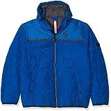 s.Oliver Big Size Herren Jacke 28710514662, Gr. XXX-Large, Blau (Blue 5621)