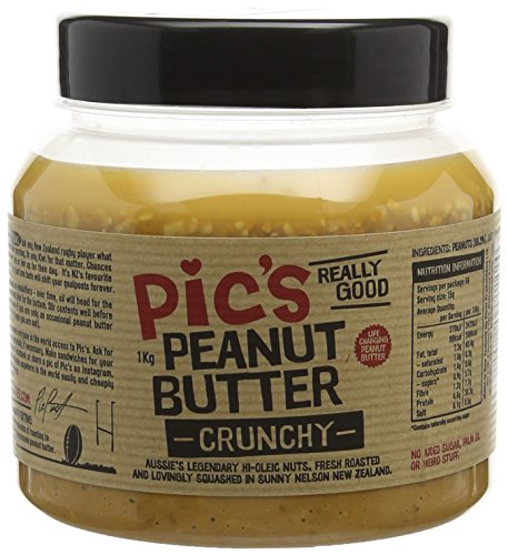 Pic's Peanut Butter Crunchy 1 kg