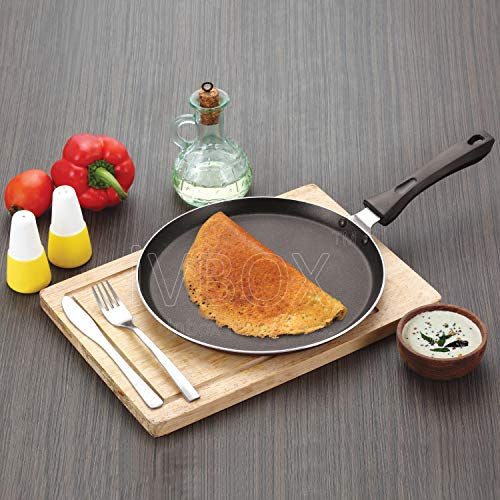 iVBOX Eco Series Non-Stick Dosa Tawa, 25 cm
