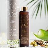 LOVE ORGANICALLY - Mogra Vitamin Rich Bath Oil - Natural Skin Hydration - Mineral Oil Free - Chemical Free