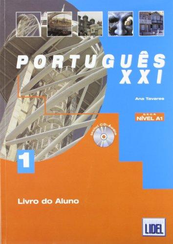 PORTUGUES XXI 1 PACK LIBRO + EJERCICIOS + CD