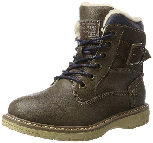 Mustang Unisex-Kinder 5017-624-306 Stiefel, Braun (Kaffee), 39 EU