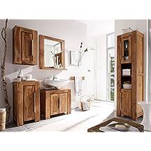 Badezimmermöbel set stehend  Suchergebnis auf Amazon.de für: Badmöbel braun
