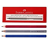 Faber-Castell 12 Count Jumbo GRIP Graphite
