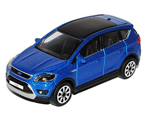 Bburago Ford Kuga Blau SUV 1/43 Burago Modellauto Modell Auto