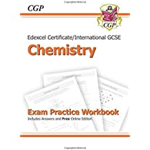 Edexcel International GCSE Chemistry Exam Practice Workbook with Answers (A*-G Course) (Edexcel Certificate)