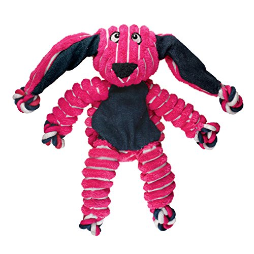 Kong Floppy Knots Bunny – Perfect For Puppy Teeth