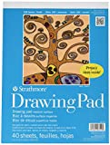 Best Strathmore Kid Art Supplies - Strathmore Kids Drawing Tape Bound Paper Pad 9 Review
