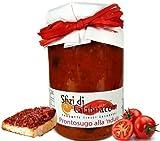 Sugo Pronto alla Nduja Calabrese 290gr, nduia, Salame Spalmabile Piccante, Prodotti Tipici Calabresi,