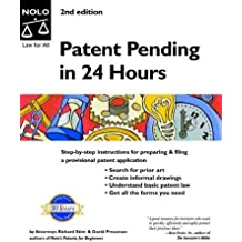 Patent Pending in 24 Hours With CD by Richard Stim (2003-11-30)