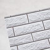 Papier peint à la mode simple, papier peint à fonctions multiples, papier peint quotidien. Papier peint auto-adhésif blanc 45cm * 10m