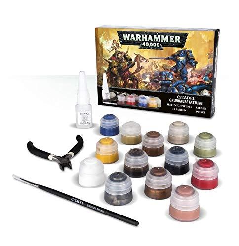 Grundausstattung Tabletop-Spiel Fantasy Battles