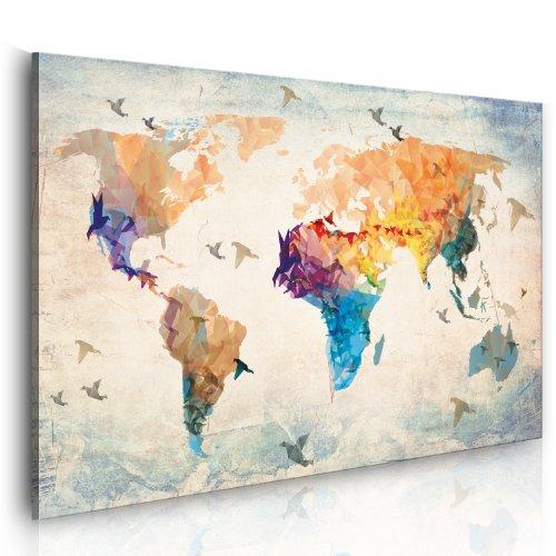 Amazon.de: Murando   Bilder 90x60 Cm   Leinwandbilder   Fertig Aufgespannt    1 Teilig   Wandbilder