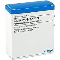 Galium Heel N Ampullen 10 stk preisvergleich bei billige-tabletten.eu