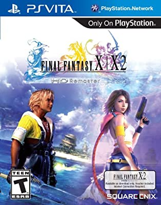 FINAL FANTASY X|X-2 HD Remaster - PlayStation Vita by Square Enix