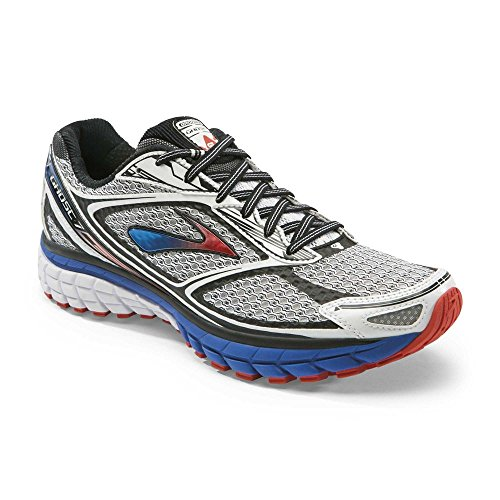 Brooks Ghost 7, Chaussures de Running Homme white