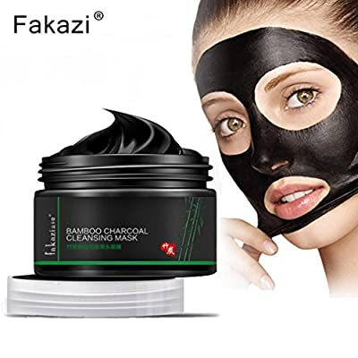 Blackhead Remover Mask,Fulltime(TM) 120g Black Mud Deep Cleansing Purifying Peel Face Mask from Fulltime