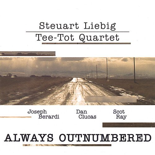 Always Outnumbered by Liebig/Tee-Tot Quartet