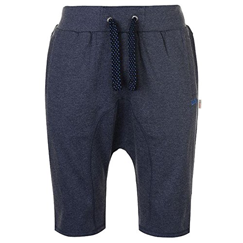 Lee Cooper   Herren Short Gr. L, Navy Marl