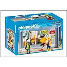 PLAYMOBIL 5051 City Action - Casa contenedor de construcción